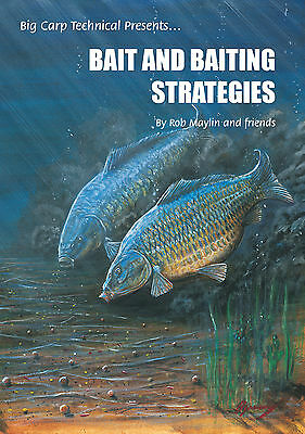 £29.95 • Buy  Bait And Baiting Strategies - Rob Maylin's Latest Book