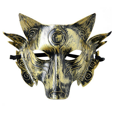 2018 Masquerade Halloween Costume Party Masks Haunting Animal Mask For Adult • 3.13£