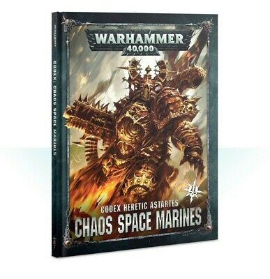 £22.50 • Buy Codex: Chaos Space Marines - English Games Workshop Brand New 60030102020
