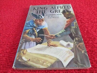 £13 • Buy Ladybird Book  Of King Alfred The Great