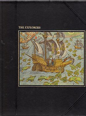 The Seafarers - The Explorers By Richard Humble - Time Life Book • 4.50£