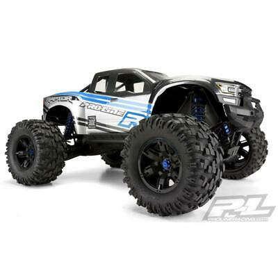 AU119.99 • Buy Proline 3482-17 Ford F150 Raptor 2017 Clear Body For X-Maxx (Pre Cut) Brand New