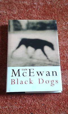 £60 • Buy Black Dogs By Ian McEwan (HB 1992) Signed Dated First Edition.