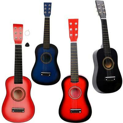 Acoustic Classic Toy Guitar 21  23  25  For Beginners Student / Children • 11.97£