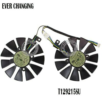 $ CDN20.62 • Buy 87MM Cooler Fan For ASUS GTX1060 1070 Ti RX 470 570 580 T129215SU PLD09210S12HH