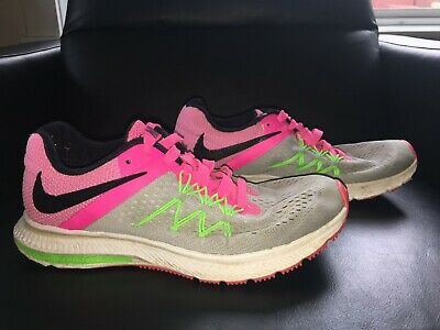 dc6b20a7f37f Womens Ladies Nike Zoom Winflo Athletic Running Tennis Shoes Sneakers Sz 7.5  • 1.78