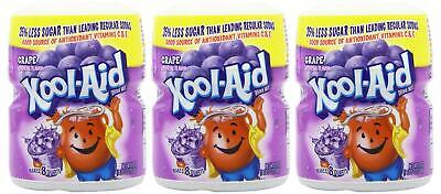 (Pack Of 3) Kool-Aid Grape Drink Mix 538g • 19.99£