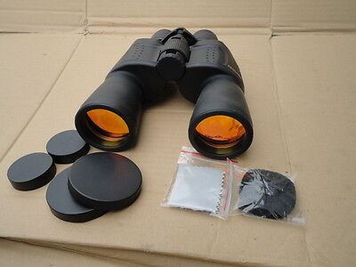 BINOCULARS POWERFUL 8-32 X 50 NEW OLD STOCK • 52£