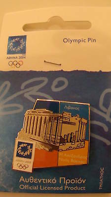 $ CDN21.18 • Buy Alexander The Great Athens 2004 Olympic Pin Livanos