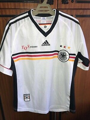 Adidas Germany Jersey #11 Olaf Marschall Retro Youth Size 176 Men's Size S/M • 40£