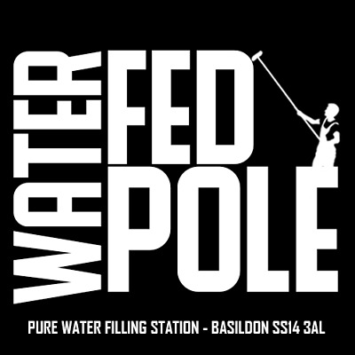 Water Fed Pole  - Window Cleaning, 24/7 Pure Water Filling Station,Parts,Systems • 3£