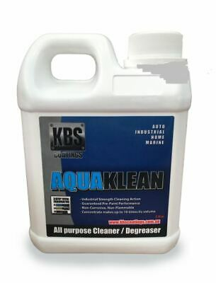 AU25.95 • Buy KBS COATINGS AquaKlean 1L