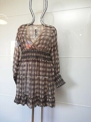 £115 • Buy Vintage Dress By Ti Mo Size XS NEW WITHOUT TAGS