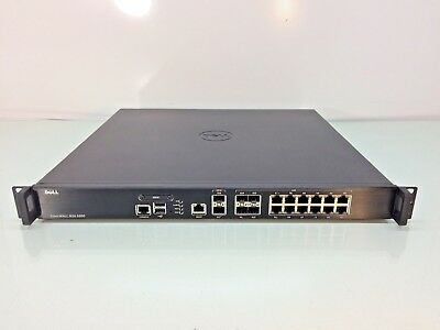 $819 • Buy Dell Sonicwall NSA 5600 HA High Availability Security Firewall - Transfer Ready