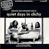 Soundtrack/Country Joe McDonald - Quiet Days In Clichy (VMD 79303) • 6.42£