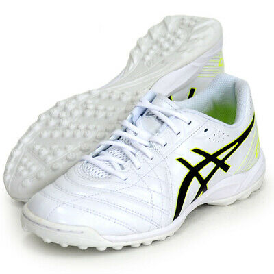 e28f13216 Asics JAPAN CALCETTO WD 8 TF Indoor Soccer Football Futsal Shoes 1113A008  White • 94.05