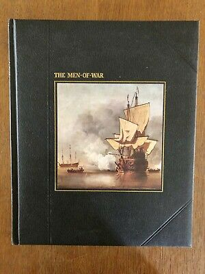 Time Life Books, The Seafarers - The Men-Of-War. 1980 Hardback. VG Condition. • 3.50£