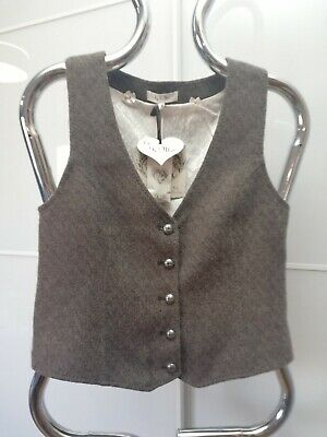 £49.99 • Buy Vintage Vest By Ti Mo Size S WITHOUT TAGS