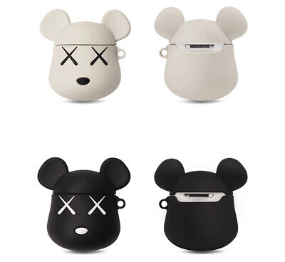 $9.99 • Buy BearBrick Bear Bape Silicone Case For Apple AirPods (1st & 2nd Generation) XX