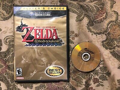 $44.95 • Buy Legend Of Zelda: The Wind Waker (Nintendo GameCube, 2003) Authentic Tested!!