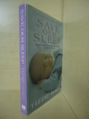 AU7.49 • Buy Tizzie Hall - Save Our Sleep (fully Revised And Updated)