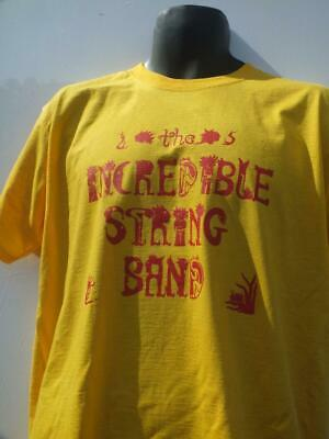 Incredible String Band -shirt • 11£