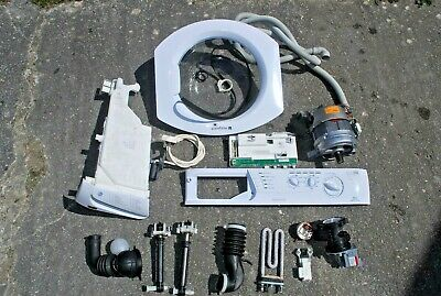 £25 • Buy Hotpoint Wf541p Washing Machine Broken For Individ Parts:see Description Section