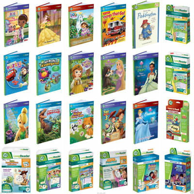 £6.99 • Buy LeapFrog LeapReader Books Various **BRAND NEW** (works With TAG)
