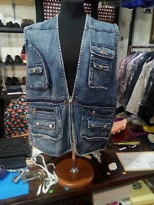 new products b9db7 2c633 Gilet Jeans