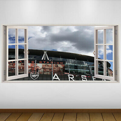 £24.99 • Buy EXTRA LARGE Arsenal Entrace Football Vinyl Wall Sticker Poster