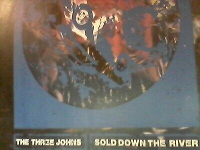 The Three Johns - Sold Down The River - Vinyl 7  Single - 1986 - Abs 040 - Excel • 3£