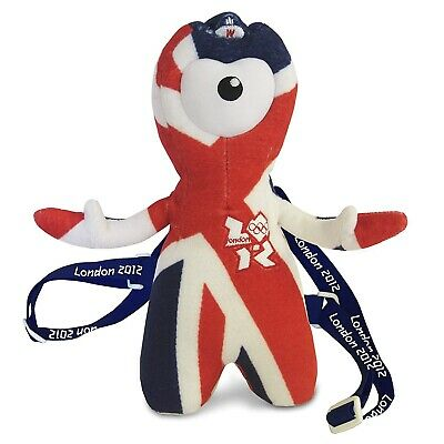 London | 2012 Olympic | Wenlock | Backpack | (rrp £20) • 8£