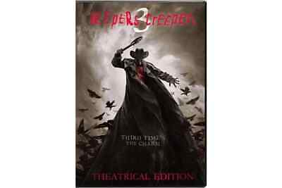 AU9.85 • Buy Jeepers Creepers 3 DVD Extra Theatrical Edition New Sealed Australian Release