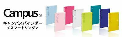 AU16.57 • Buy NEW Kokuyo Campus Smart B5 Ring Binder 26 Rings Loose Leaf 8 Color From Japan