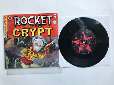 Rocket From The Crypt - On The Prowl / Come On * 7 Inch Vinyl * Free P&p Uk * • 13.99£
