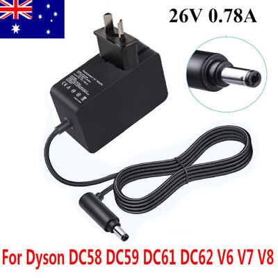 AU19.99 • Buy For Dyson Cordless V6 V7 V8 Animal Absolute Power Adapter Battery Charger FAST