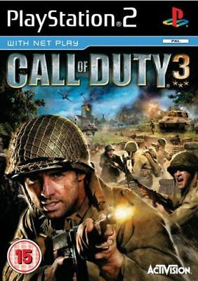£2.39 • Buy Call Of Duty 3 - PS2 Playstation 2