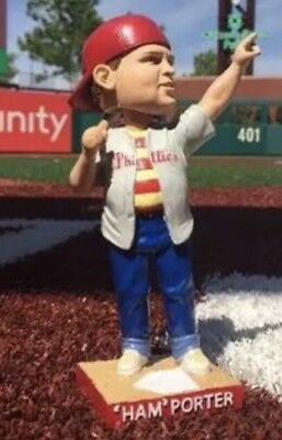$ CDN37.43 • Buy Sandlot Ham Great Hambino Porter Philadelphia Phillies SGA Bobblehead 6/9/2018