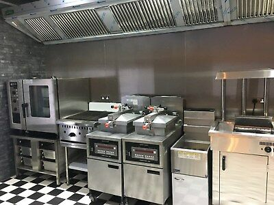 Fried Chicken & Pizza Shop Equipment Package ( Free Milkshake Machine Included ) • 19,950£