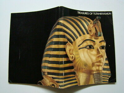 1976 Treasures Of Tutankhamun Souvenir Book • 24.09£