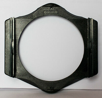 £2.50 • Buy Cokin A Series Filter Holder, Old Style In Black, Holds Up To 3 Filters.