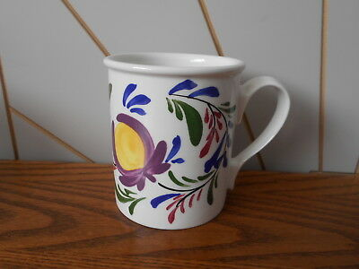 WELSH DRESSER PATTERN Beautiful Vintage Mug PORTMEIRION Green Back Stamp • 24.99£