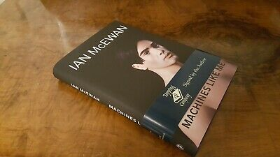 £45 • Buy MACHINES LIKE ME Signed By Ian McEwan 1st Edition
