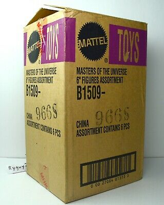 $425 • Buy MOTU, He-Man Figures Lot With Shipping Case, Masters Of The Universe, 200x, Box