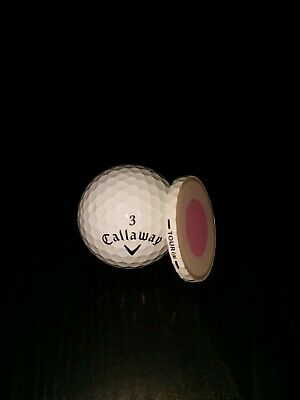 $6.50 • Buy I Have A Handmade Callaway Tour I(z) Poker Chip Style Ball Marker.