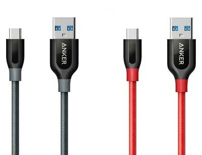 AU23.58 • Buy Anker PowerLine + USB-C & USB-A 3.0 Cable Japan