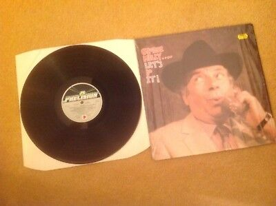 GEORGE MELLY WITH JOHN CHILTON'S FEETWARMERS Let's Do It LP VINYL  • 4.98£