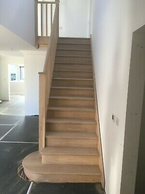 £1200 • Buy Oak Staircase Made To Measure
