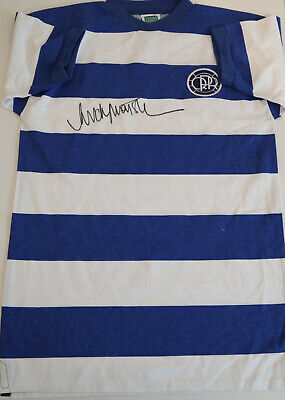 £69.99 • Buy Rodeny Marsh Queens Park Rangers Qpr Personally Hand Signed Autograph Shirt