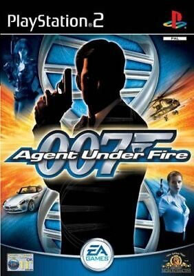 James Bond 007 Agent Under Fire - PS2 Playstation 2 • 2.59£